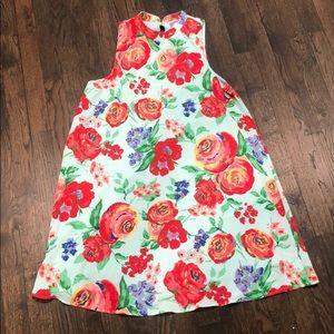 Lily Rain Floral Dress